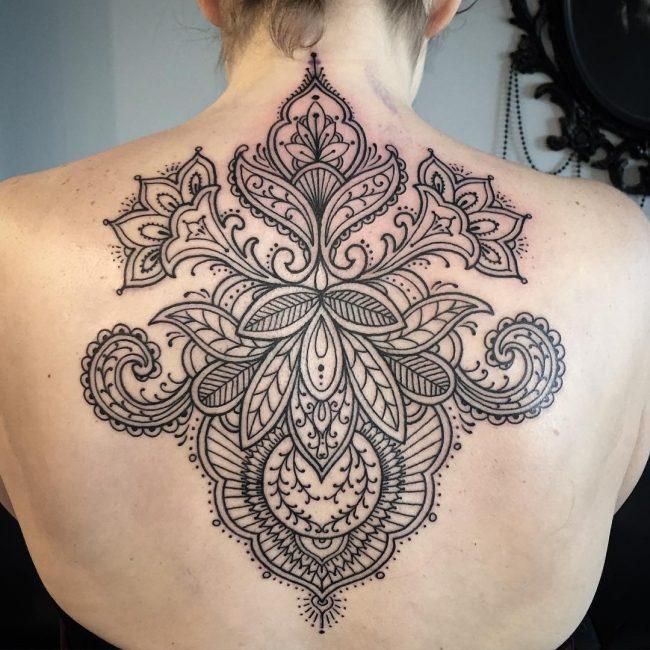 paisley tattoo14