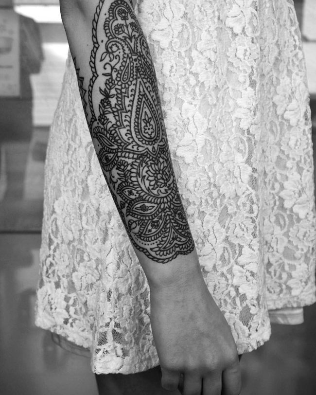 paisley tattoo2