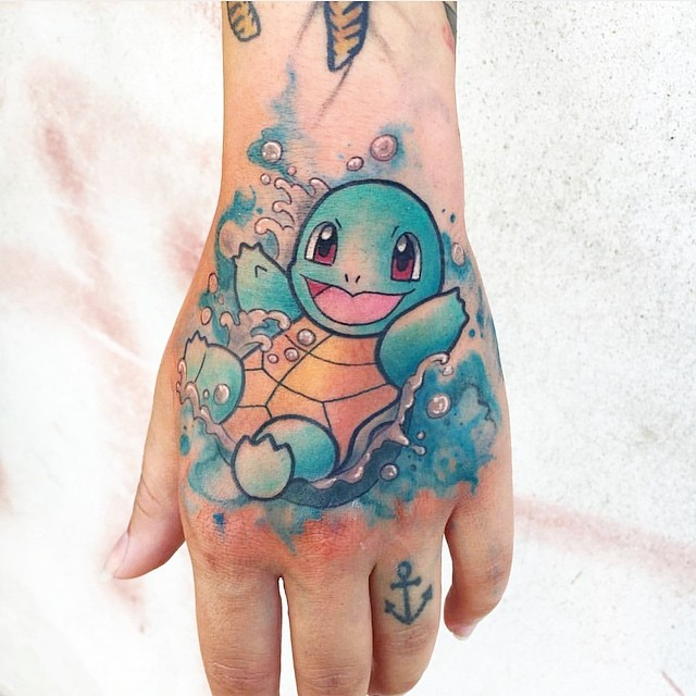 pokemon tattoo10