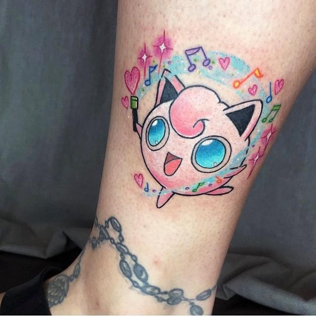 pokemon tattoo11