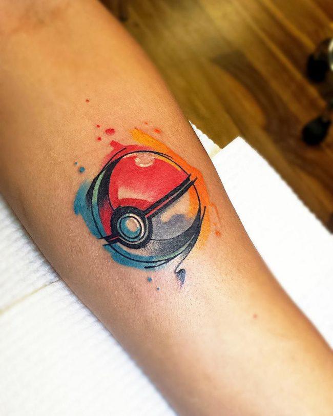 pokemon tattoo14
