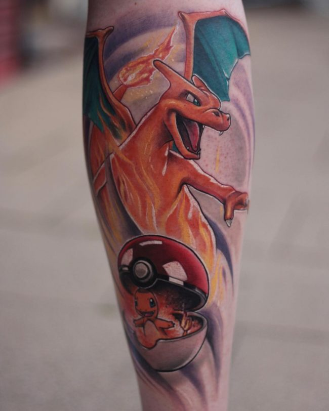pokemon tattoo21