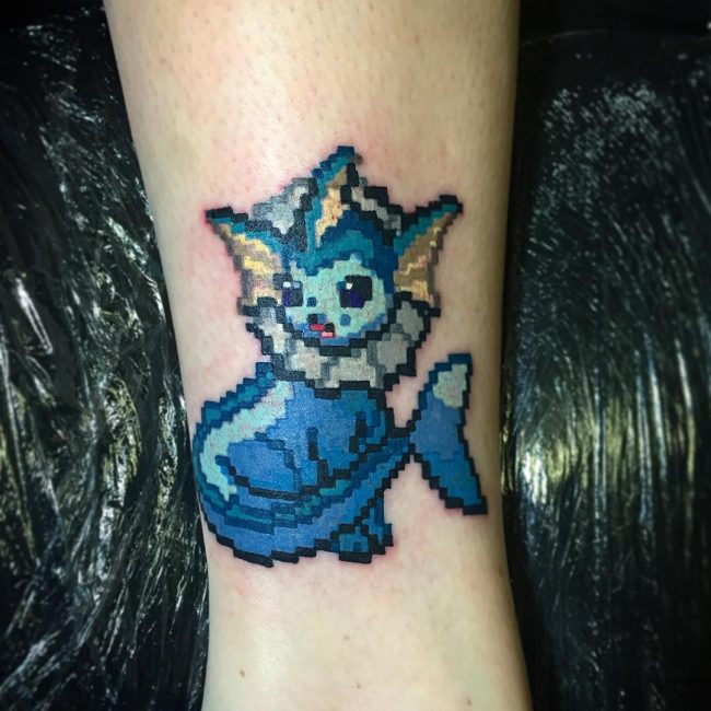 pokemon tattoo22