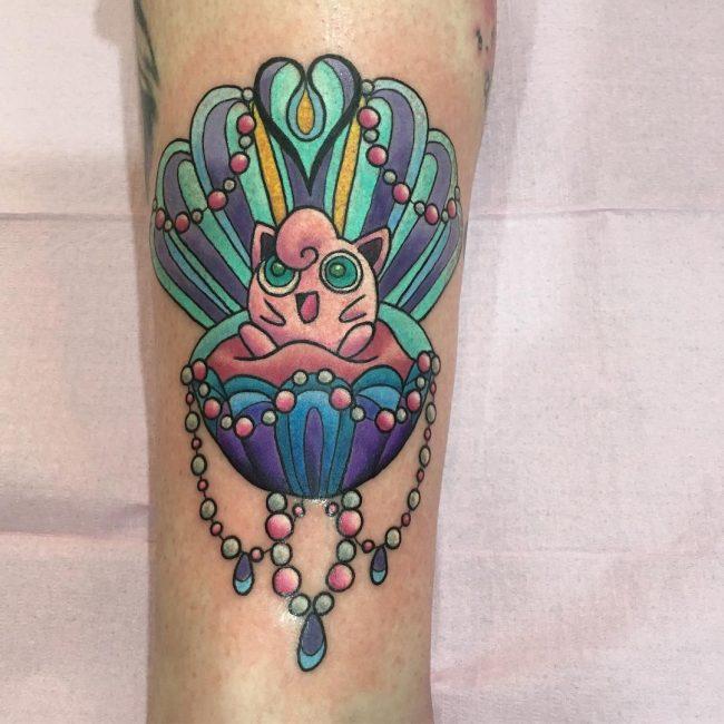 pokemon tattoo24