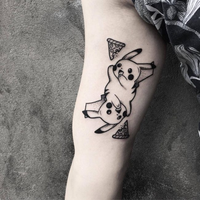 pokemon tattoo25