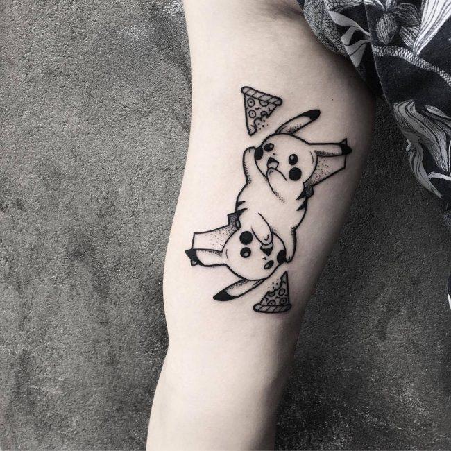 pokemon tattoo25