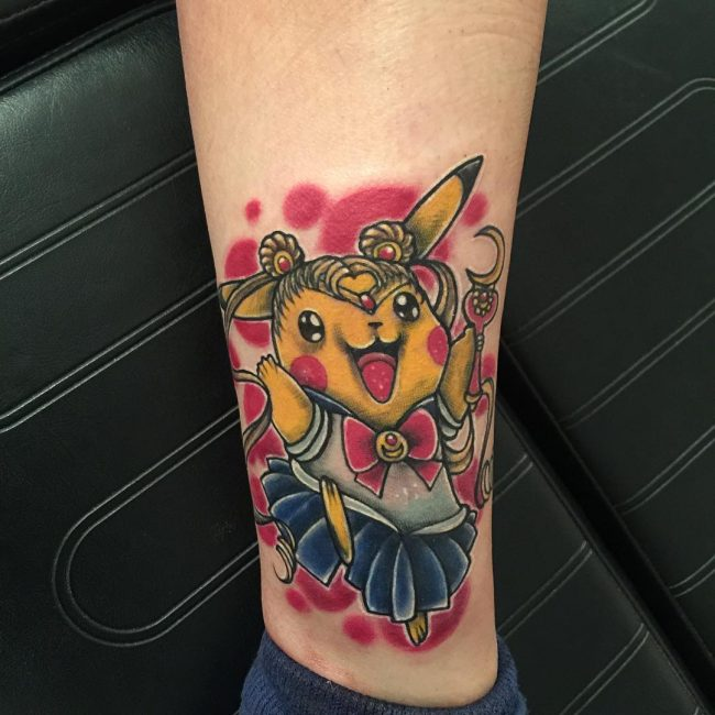 pokemon tattoo26