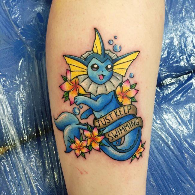 pokemon tattoo28