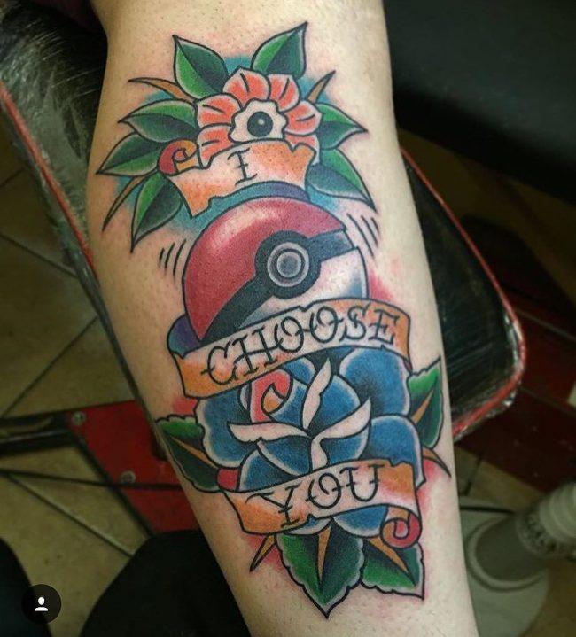 pokemon tattoo33