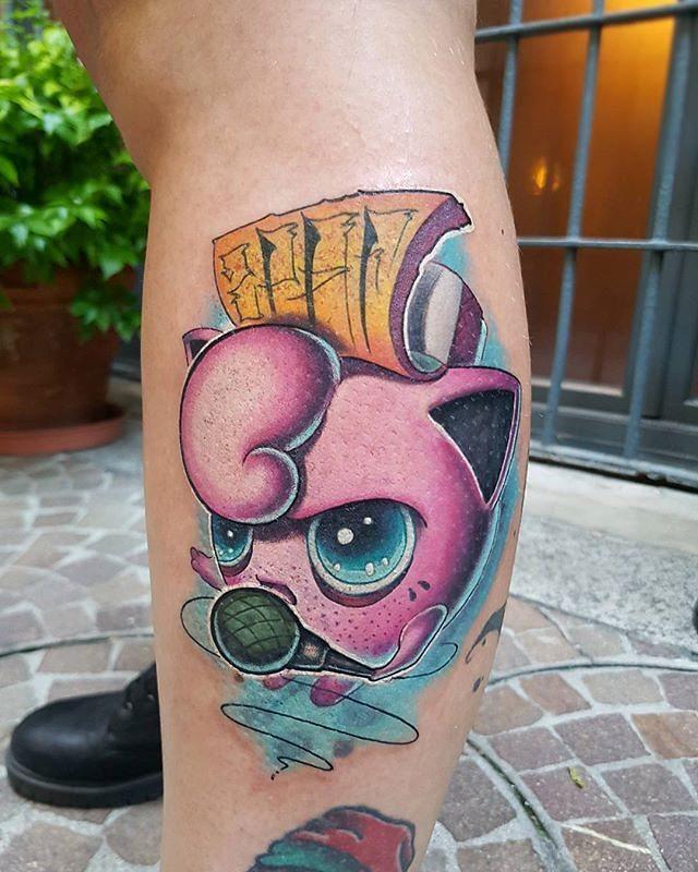 pokemon tattoo35