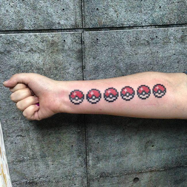pokemon tattoo36