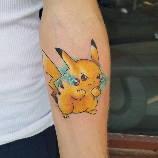 pokemon tattoo39