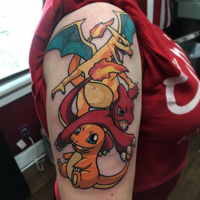 pokemon tattoo40