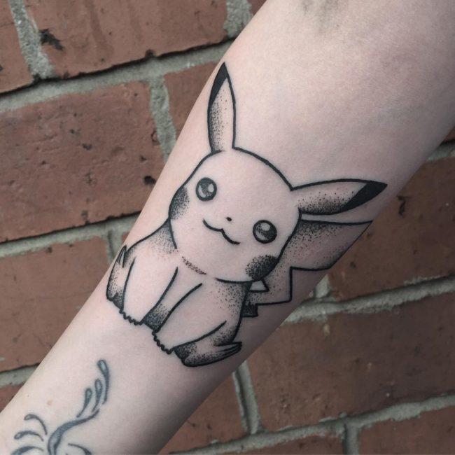 pokemon tattoo42