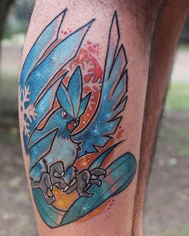 pokemon tattoo45