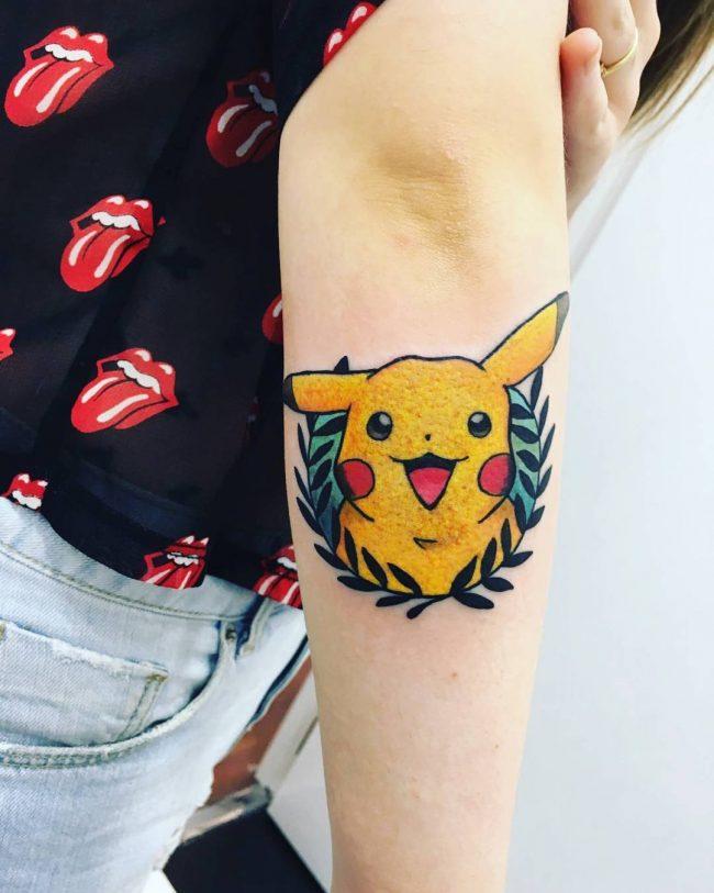 pokemon tattoo47