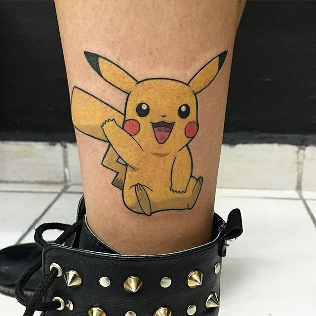 pokemon tattoo49
