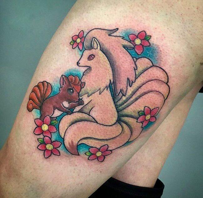 pokemon tattoo5