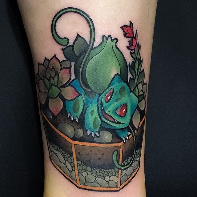 pokemon tattoo54