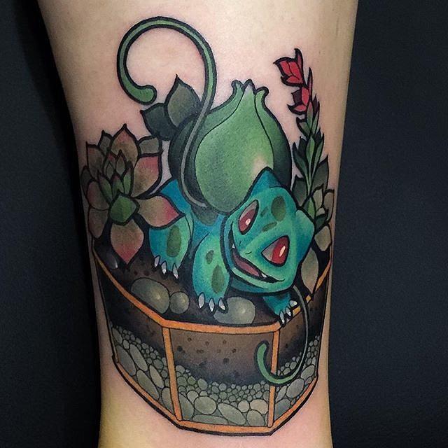 pokemon tattoo54