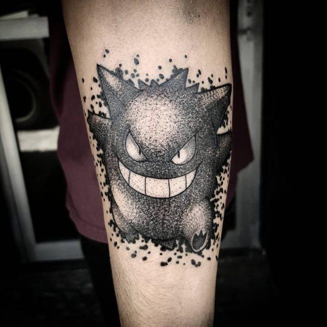 pokemon tattoo57