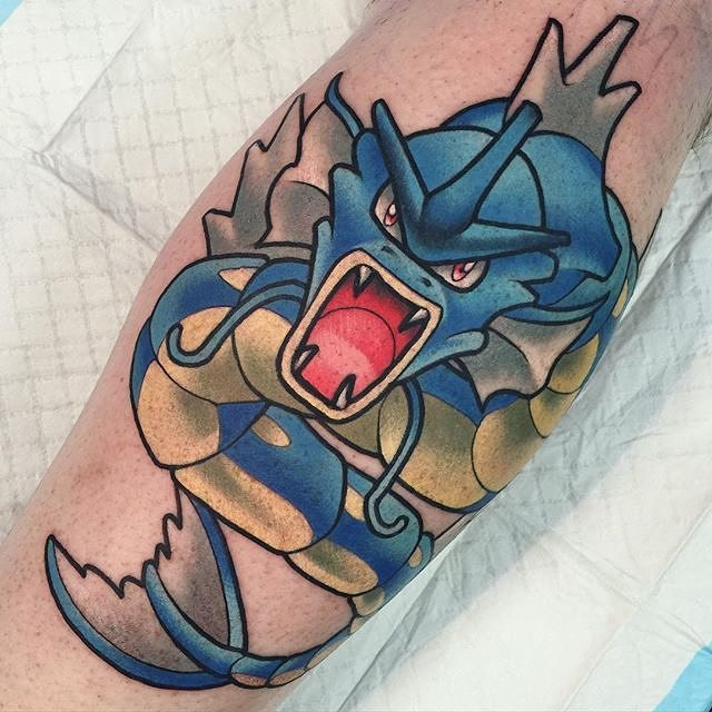 pokemon tattoo58