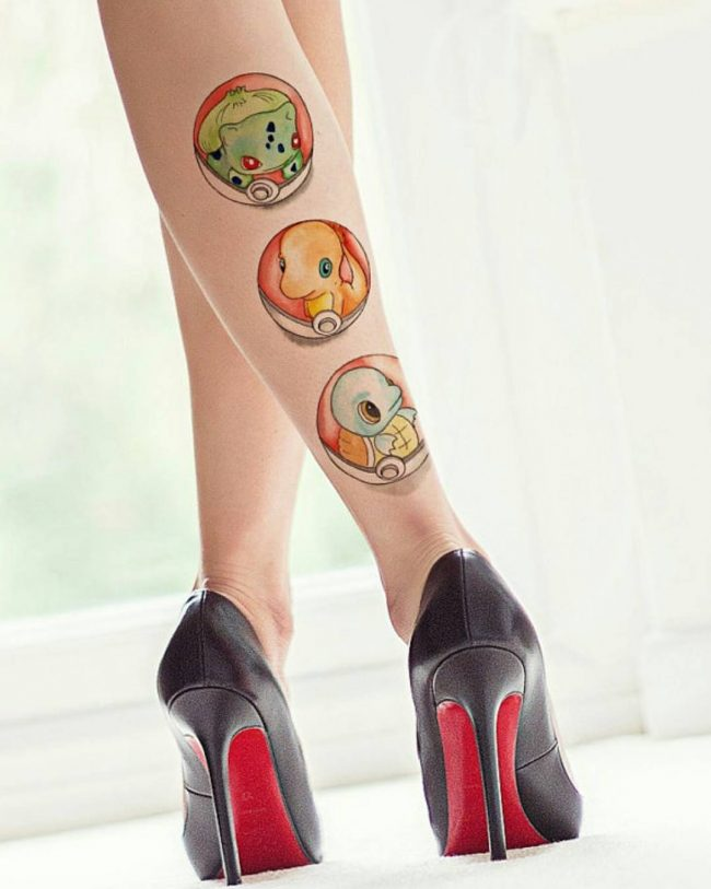 pokemon tattoo59
