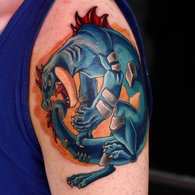 pokemon tattoo61