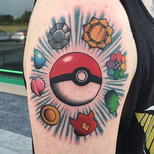 pokemon tattoo62