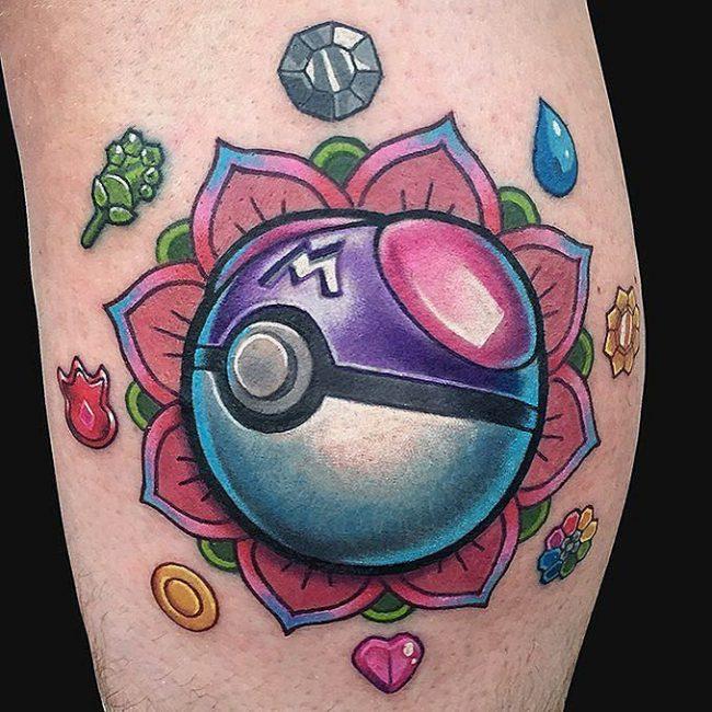 pokemon tattoo63