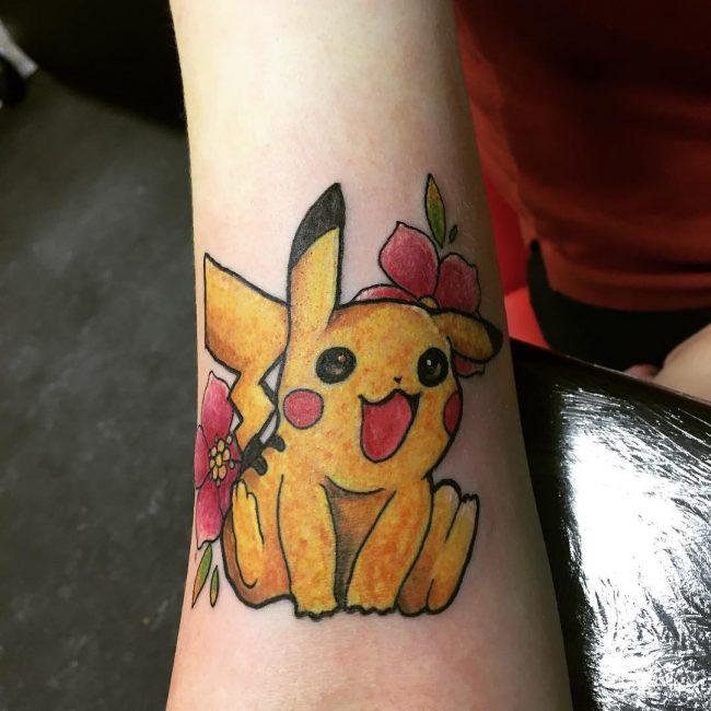 pokemon tattoo7