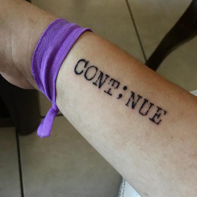 semicolon tattoo18