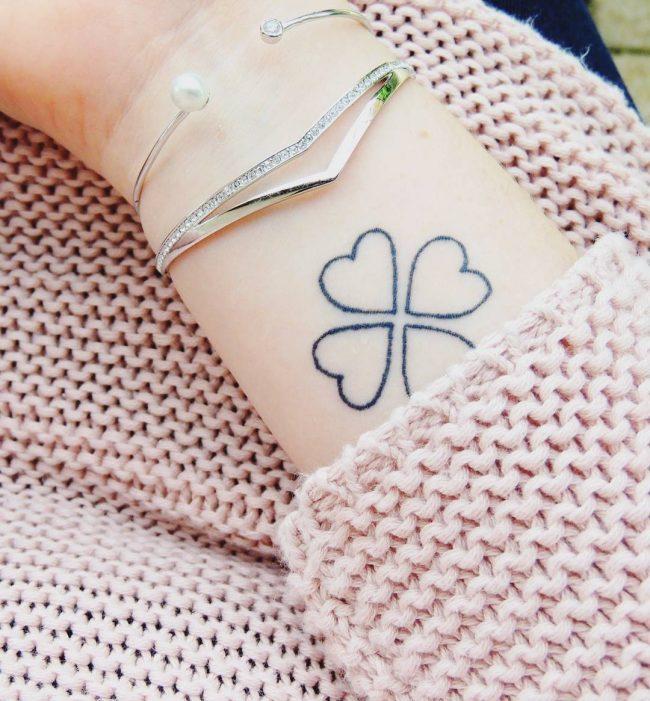shamrock tattoo1