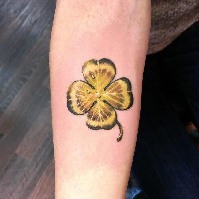 shamrock tattoo16