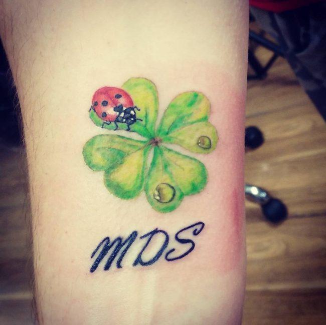 shamrock tattoo28