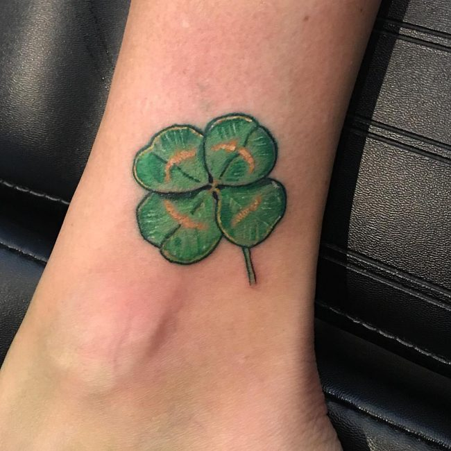 shamrock tattoo35