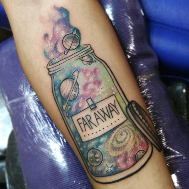 space tattoo67