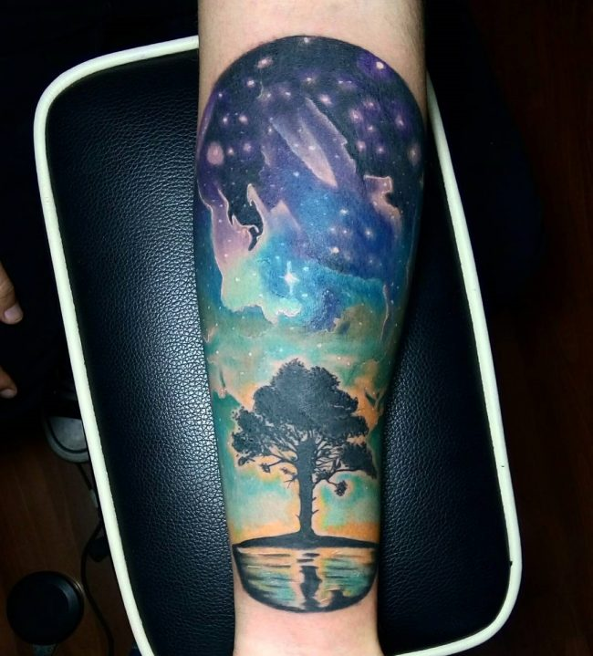 space tattoos22
