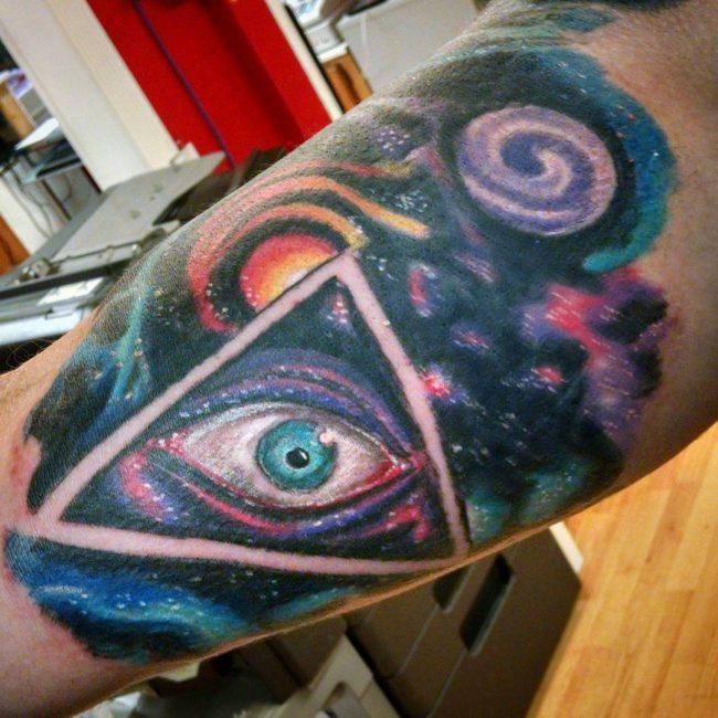 space tattoos44