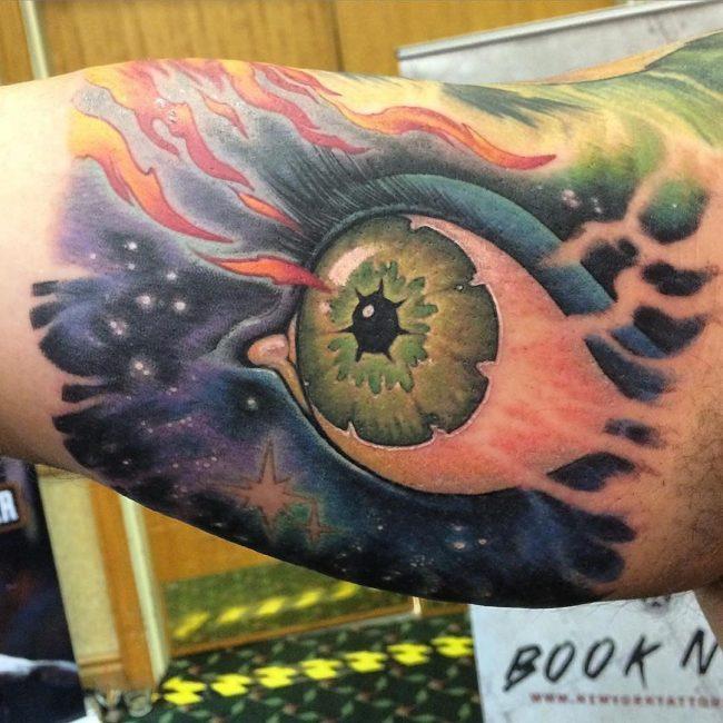 space tattoos45
