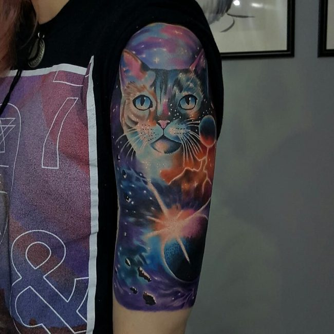 space tattoos46
