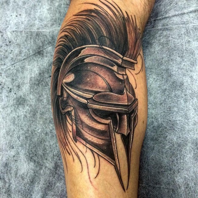 spartan tattoo31