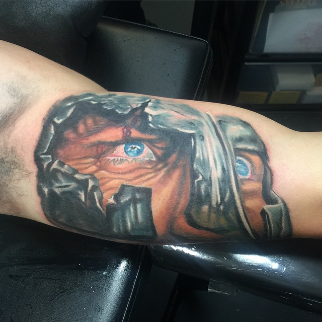 spartan tattoo50