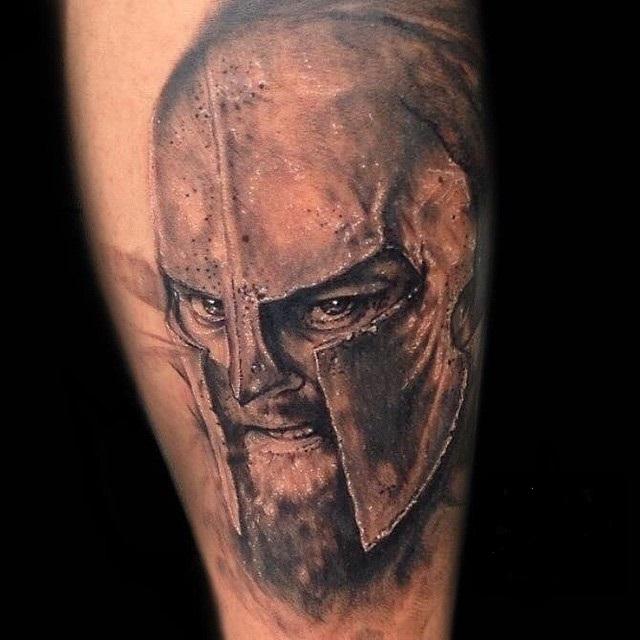 spartan tattoo54