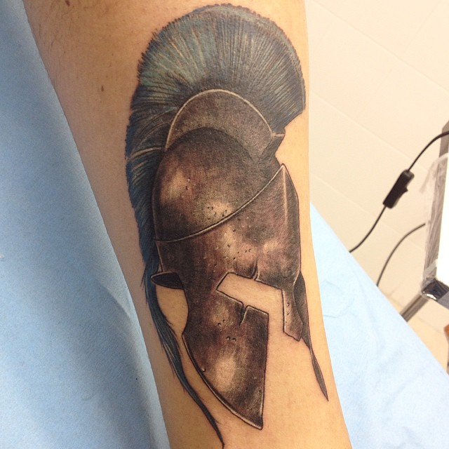 spartan tattoo57