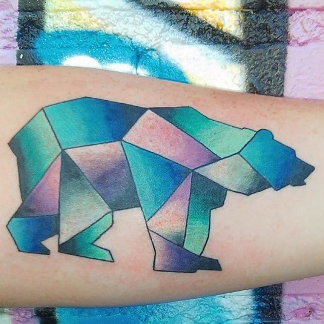 stained glass tattoo7