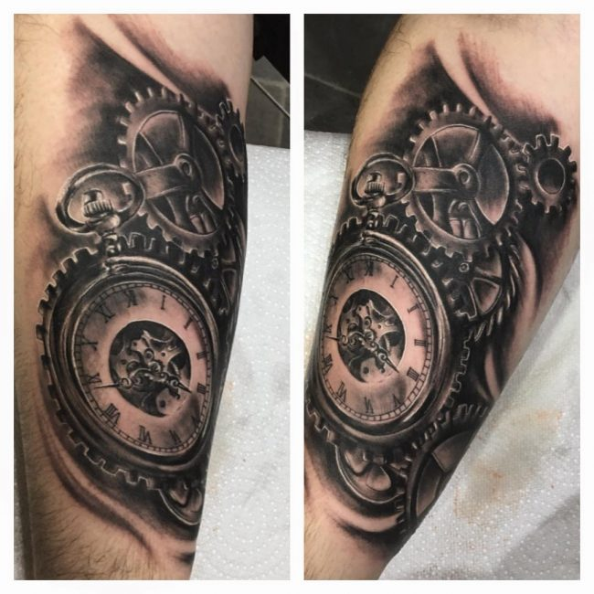 steampunk tattoo14
