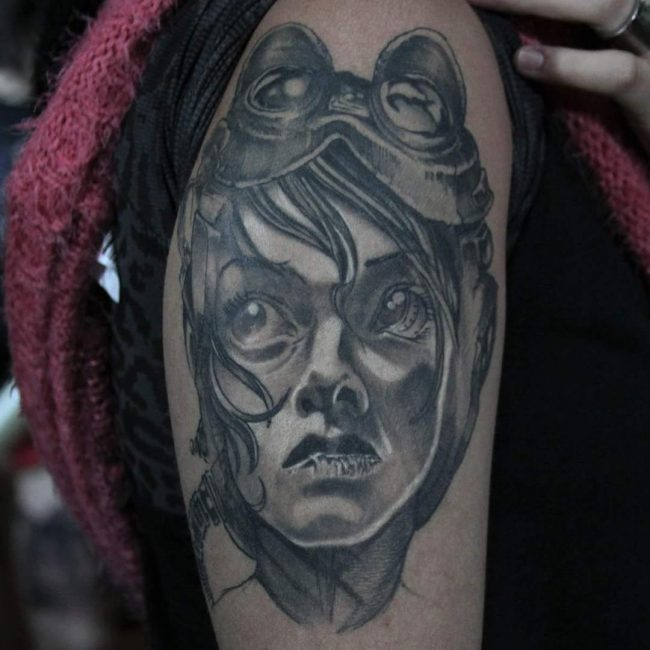 steampunk tattoo19