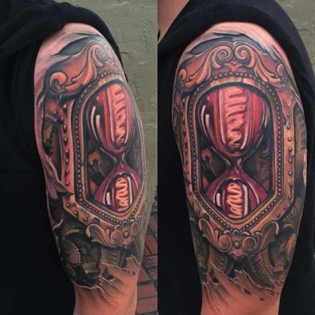 steampunk tattoo20