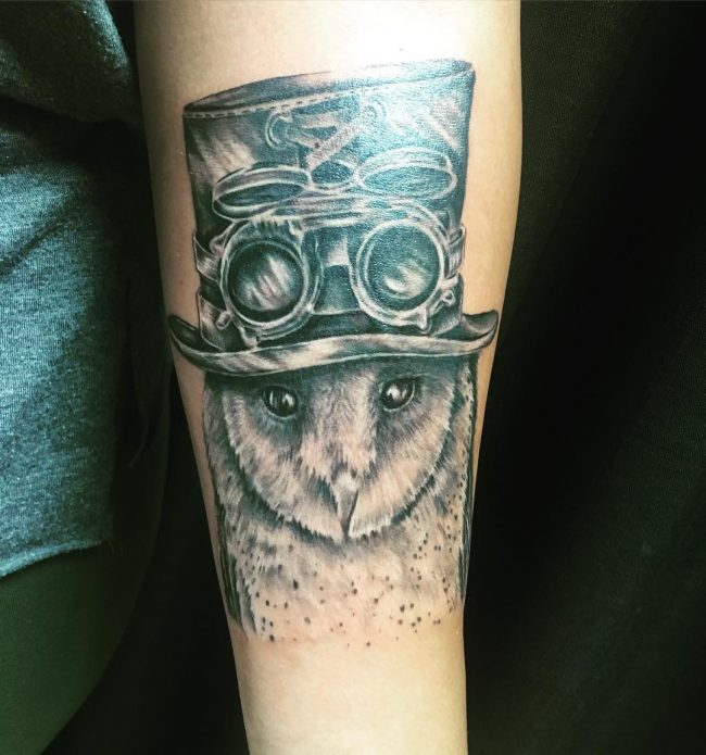 steampunk tattoo25